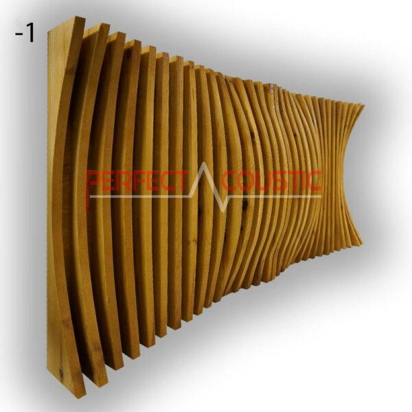 -1 parametric diffuser