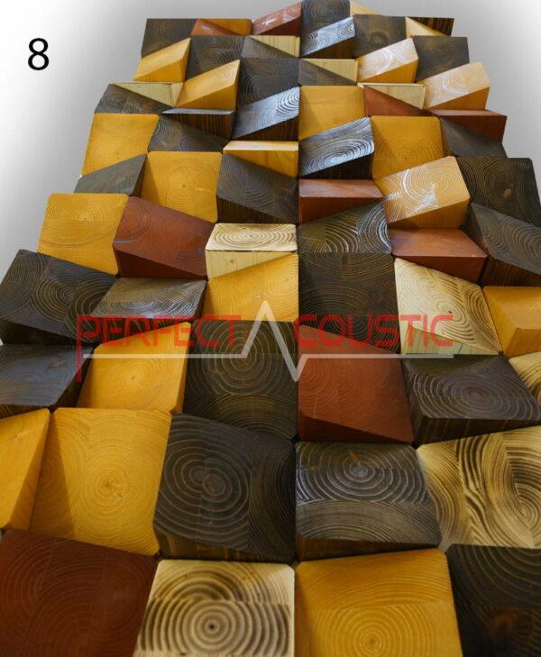 8 diffuser panel