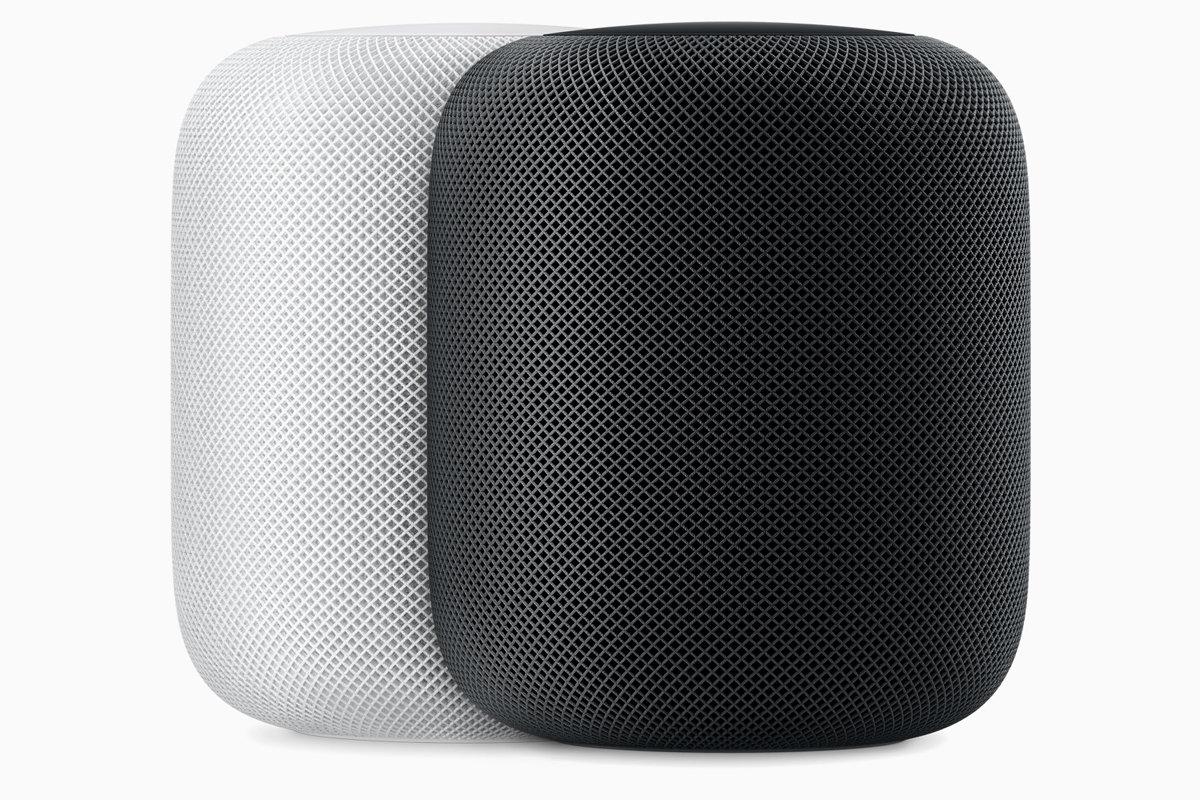 Altavoces Apple HomePod