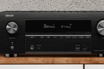 Amplificador DENON-AVR-X3600H