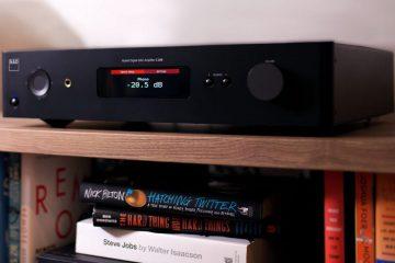 Amplificador NAD-C368