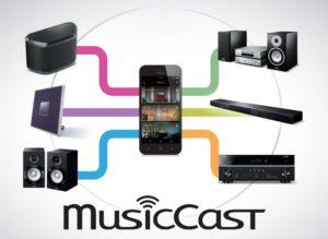 Aplicacion-MusicCast