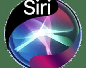 Aplicación Siri