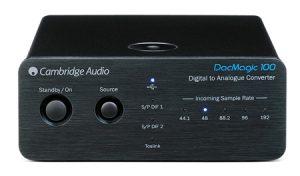Convertidor Cambridge Audio Dacmagic 100