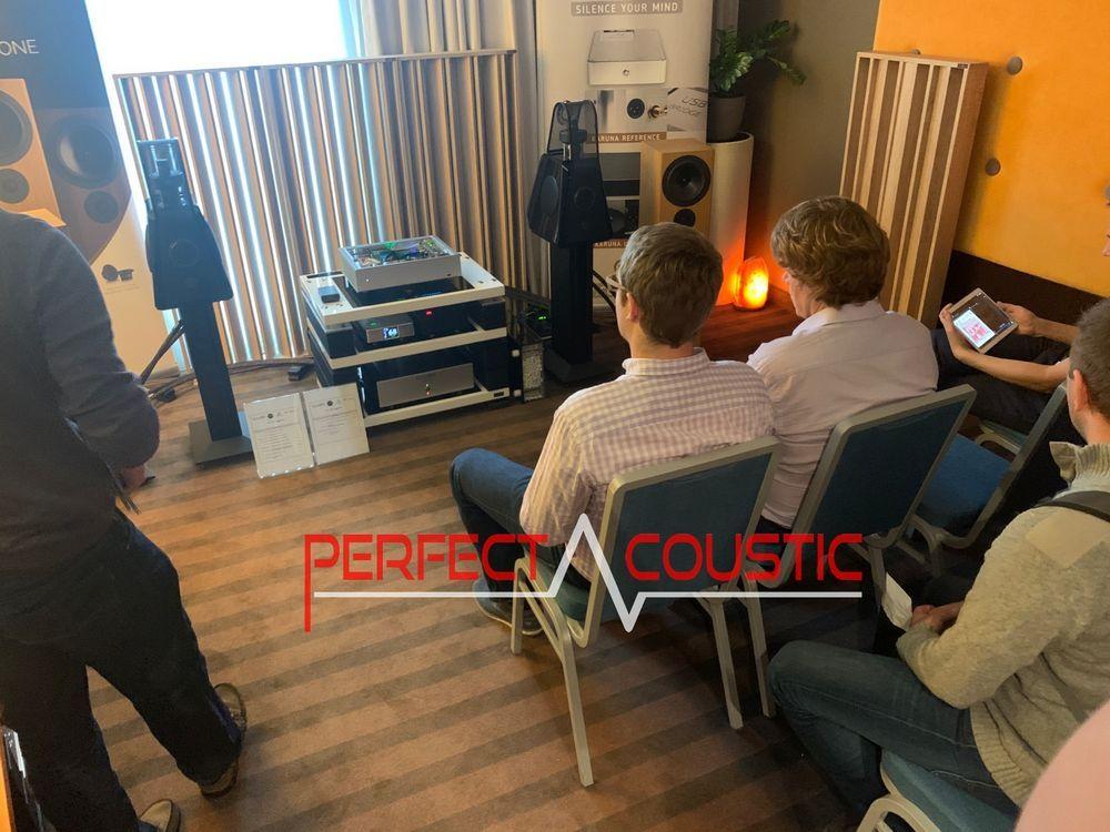 Core audio hifi show, presentación de paneles acústicos (2)
