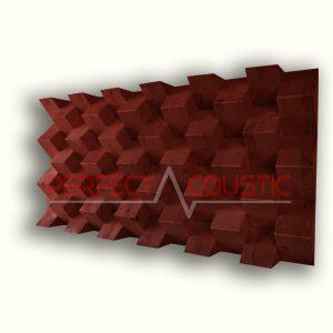 Difusor acústico piramidal color (3)