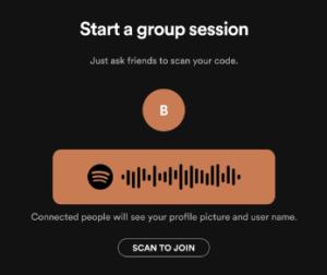Función de reunión de grupo