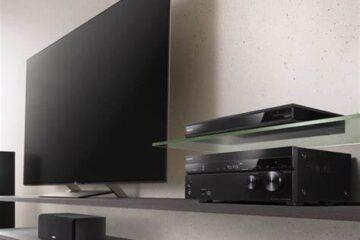 Imagen principal del receptor Sony STR-DN1080