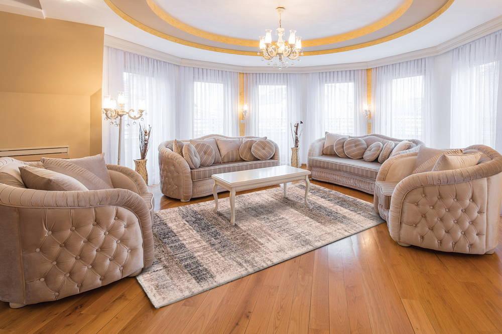 Luxury Harmony patrón marrón 12wsw-1 (3)