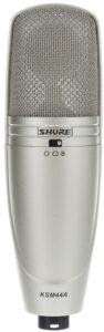 Micrófono Shure-KSM44A