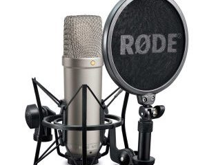 Micrófono de Rode NT1A studio