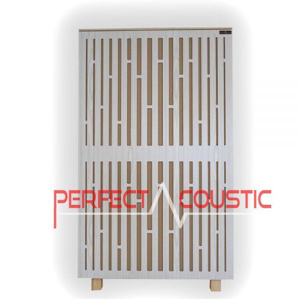 Panel acústico del panel frontal del difusor en blanco (2)