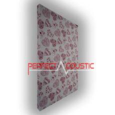 Panel- con patrón de corazón-imagen de producto