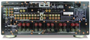 Panel trasero SC-LX901