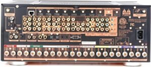 Panel trasero SR8012