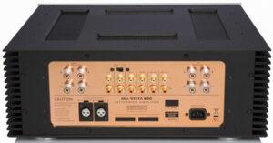 Panel trasero de NuVista 800