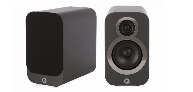 Par de altavoces Q-Acoustics 3020i