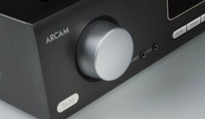 Perilla de control del amplificador SA30