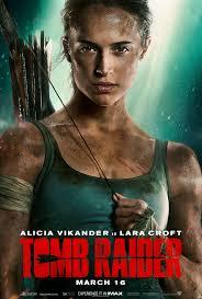 Póster de la película Tomb Raider