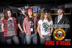 Póster sobre Guns-N-Roses