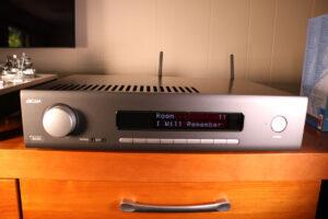 Programa de prueba del amplificador SA30