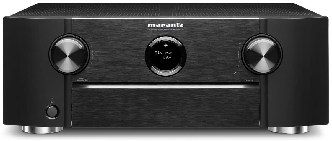 Prueba de receptor de Marantz-SR6015