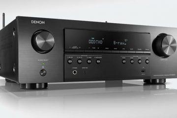 Receptor Denon AVR-S650H