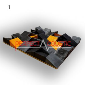 Art difusor de sonido 60x60cm