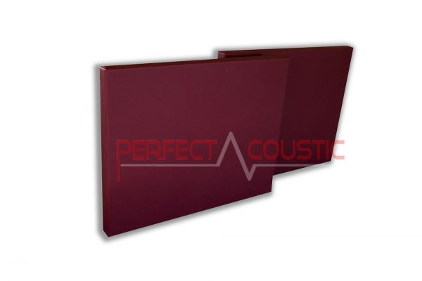 bass absorber membran burgundy