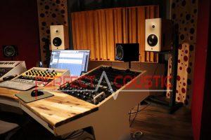 estudio de acústica, medición acústica