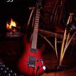 guitarrista con elementos foto acústicos (5)