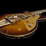 guitarrista paneles acústicos impresos