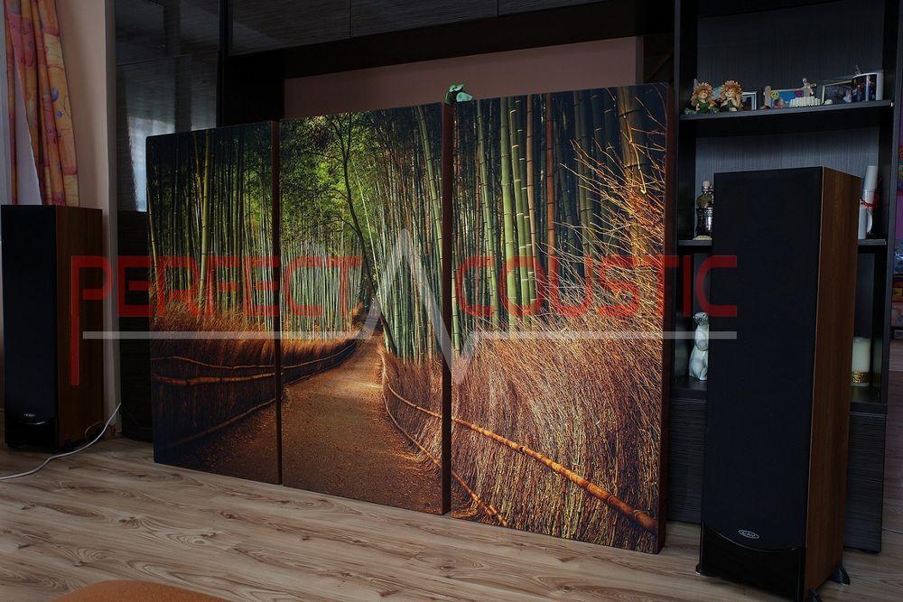 paneles absorbentes acusticos decorativos
