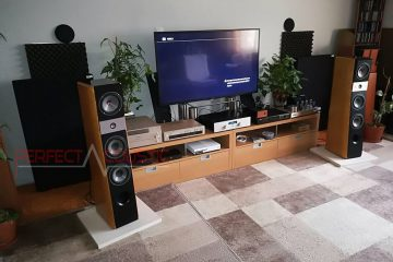 home acoustic design with diffuser front panel acoustic panels (2)