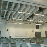 paneles de techo blancos