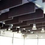 paneles de techo verticalmente