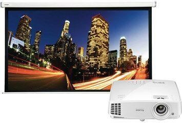 proyector de imagen principal benq-mh530