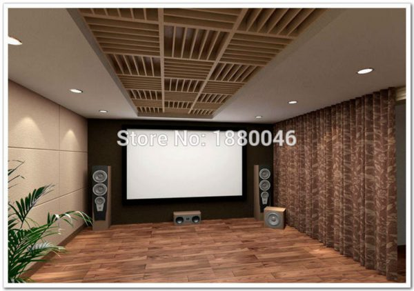 sound absorber installation