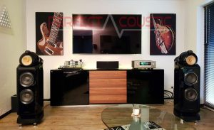 wall photo-Decorative acoustic panel
